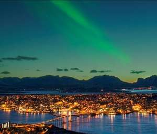 Flüge: Norwegen [April - Juni] Hin und Zurück von vielen dt. Airports nach Tromsø, Bodø, Bergen, Oslo uvm. ab 50€ / 2 getrennte Tickets