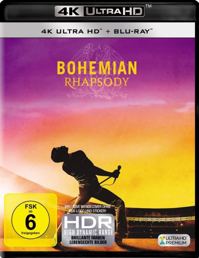 Bohemian Rhapsody (4K Ultra HD) (+ Blu-ray 2D)