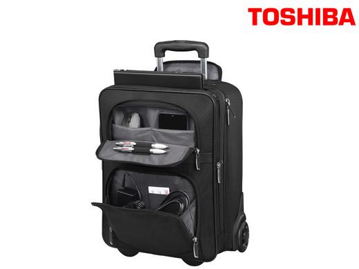 Toshiba Advantage Laptop-Trolley (17,3'', 340 x 230 x 440 mm) [iBOOD]