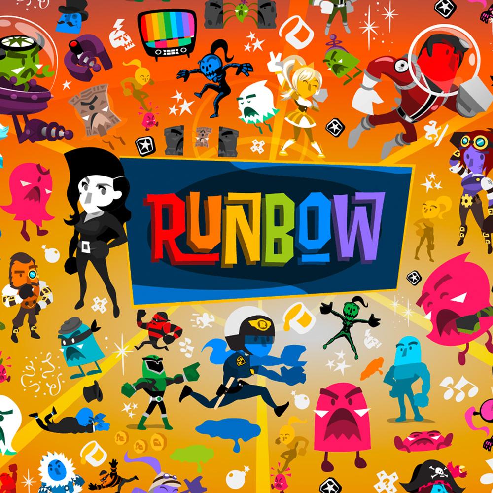 Runbow (Switch) für 7,49€ oder für 6,02€ Südafrika (eShop)