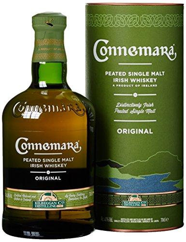 Connemara Peated Single Malt Irish Whiskey [Amazon]