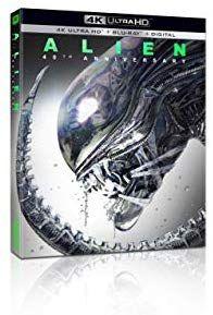 Alien 40th Anniversary 4K Blu-Ray über Amazon.com