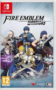 Fire Emblem Warriors (Switch) für 27,16€ (Amazon UK)