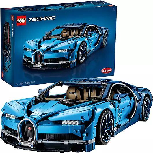 Lego Technic 42083 Bugatti Chiron für 220,94 Euro