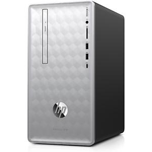 [Cyberport / ebay] HP Pavilion 590-p0037ng Desktop PC Ryzen 3 2200G 8GB 1TB 128GB SSD Windows 10