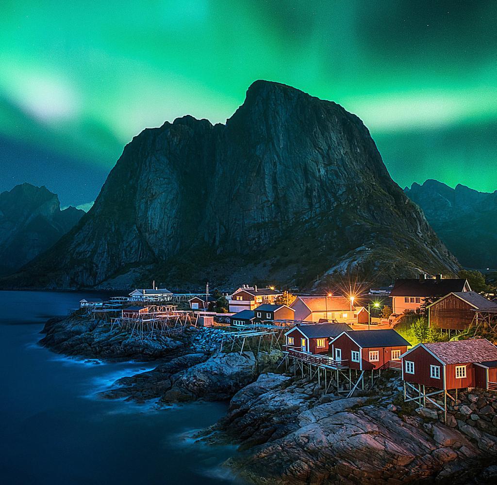 Flüge: Norwegen [April - Juni] Hin und Zurück von Stettin nach Bergen, Stavanger, Oslo ab 24,65€