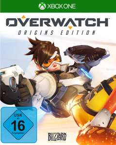 Overwatch - Origins Edition (Xbox One) für 13,99€ inkl. Versand (GameStop)