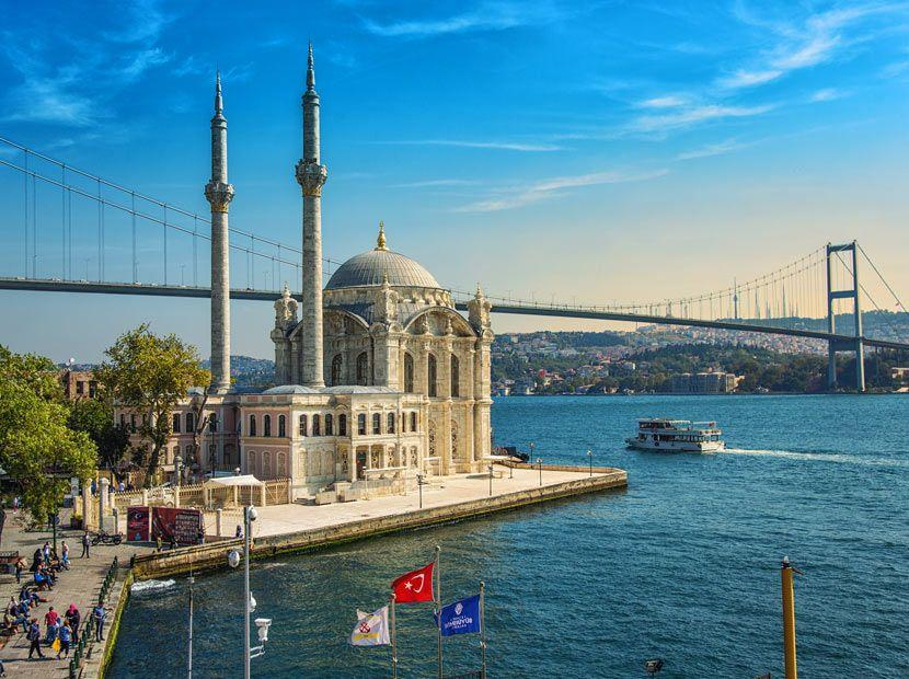 Flüge: Türkei ( Nov-Feb ) Hin- und Rückflug von Hamburg, München, Berlin uvm. mit Turkish Airlines nach Istanbul ab 100€ inkl. Gepäck