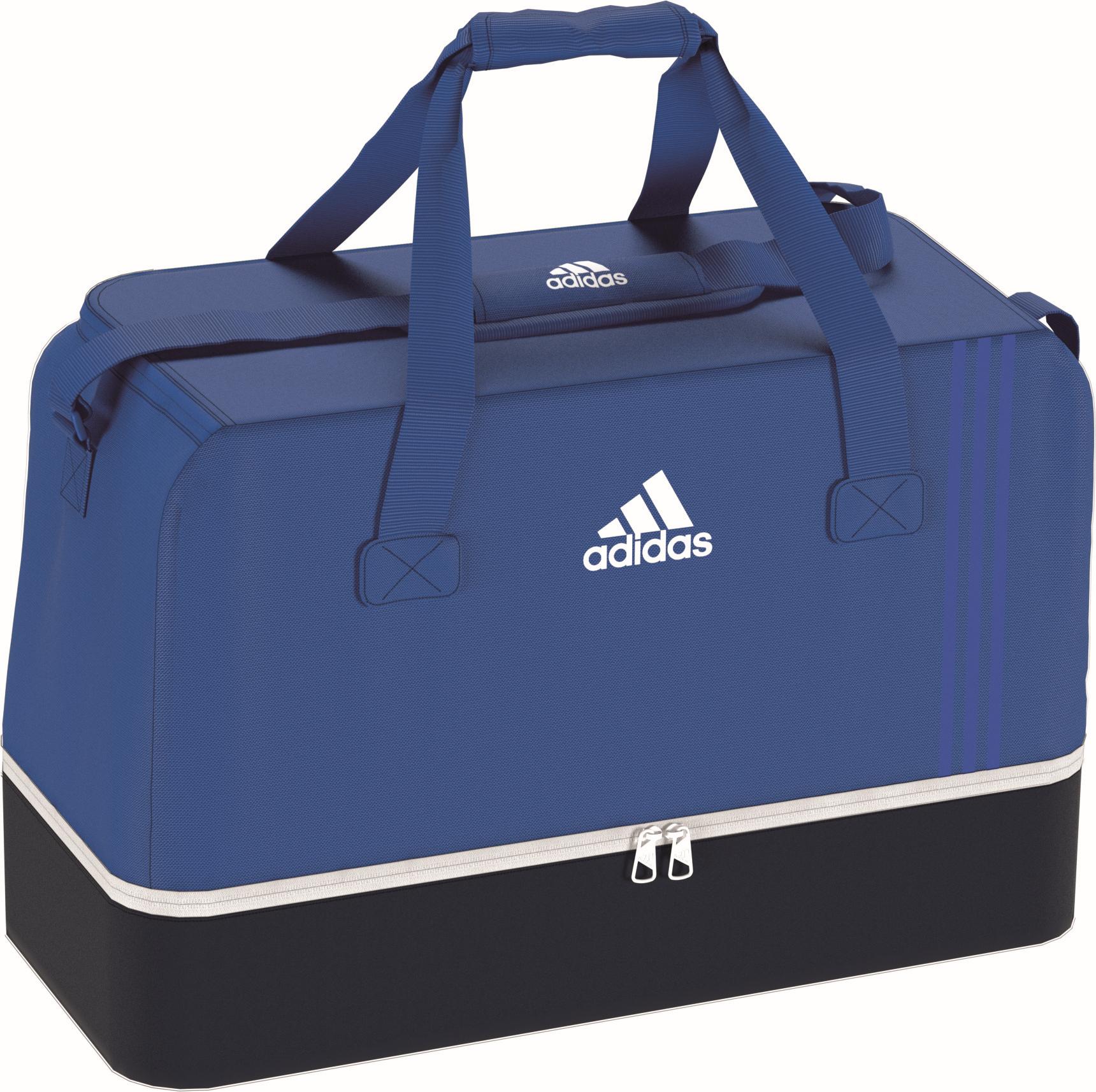 adidas Tiro Teambag - Large - Sporttasche mit Bodenfach (60 x 40 x 28 cm) für 18,99