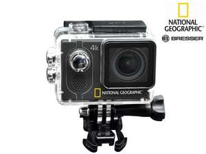 National Geographic 4K-Action-Cam für 75,9€ statt 181 €