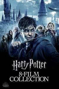 [iTunes] Harry Potter Complete Collection in 4K HDR