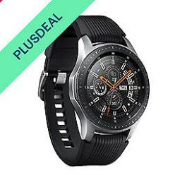 Samsung Galaxy Watch R800 46mm silber (Neuware) [priceguard@eBay Plus]
