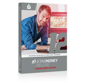 Update StarMoney 12 Deluxe 31,90 Sparkasse Version