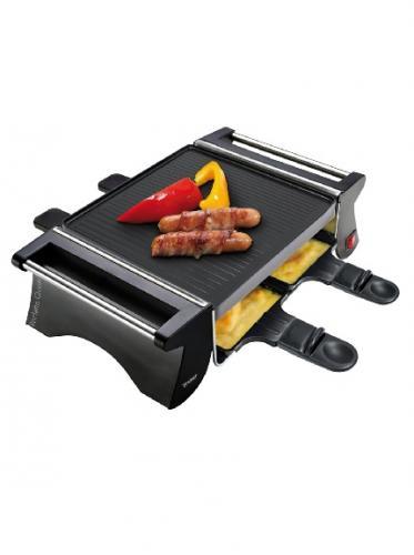 Trisa 4er Raclettegrill Racletto Quattro Gus für 36,85€