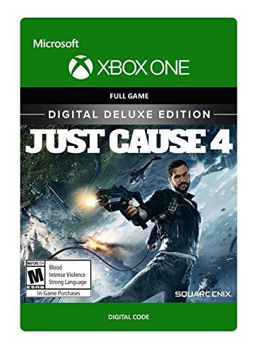 Just Cause 4 Digital Deluxe (Xbox One Digital Code) für 30,07€ (Amazon US)