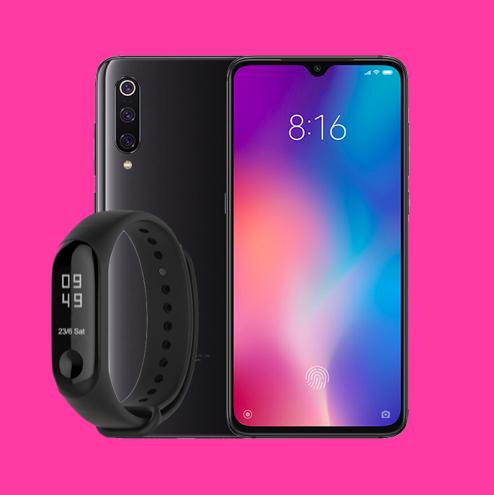 Telekom MagentaEINS Mobil S Young (8GB LTE) mtl. 14,95€ / 24,95€ mit Xiaomi Mi 9 (128GB, Dual-SIM) + Xiaomi Mi Band 3 für 99€ Zuzahlung
