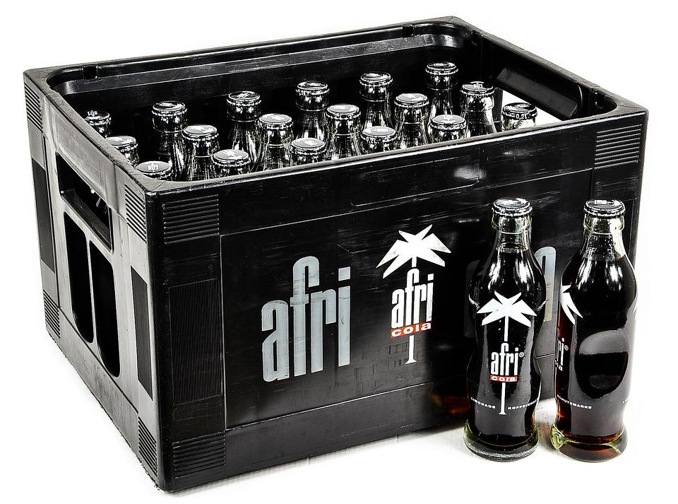 [lokal Bremen] (flaschenpost.de) 10x0,33l Afri Cola / Bluna Mix für 1 EUR, MBW 20 EUR