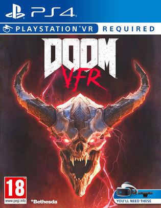 Doom VFR (PS4) für 13,71€ inkl. Versand (Shopto)