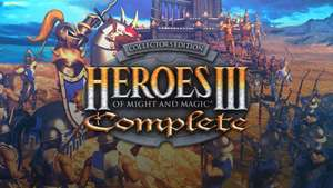 Heroes of Might and Magic I - IV je 2,49€ / Heroes of Might and Magic V - Complete 5,09€ [GOG]