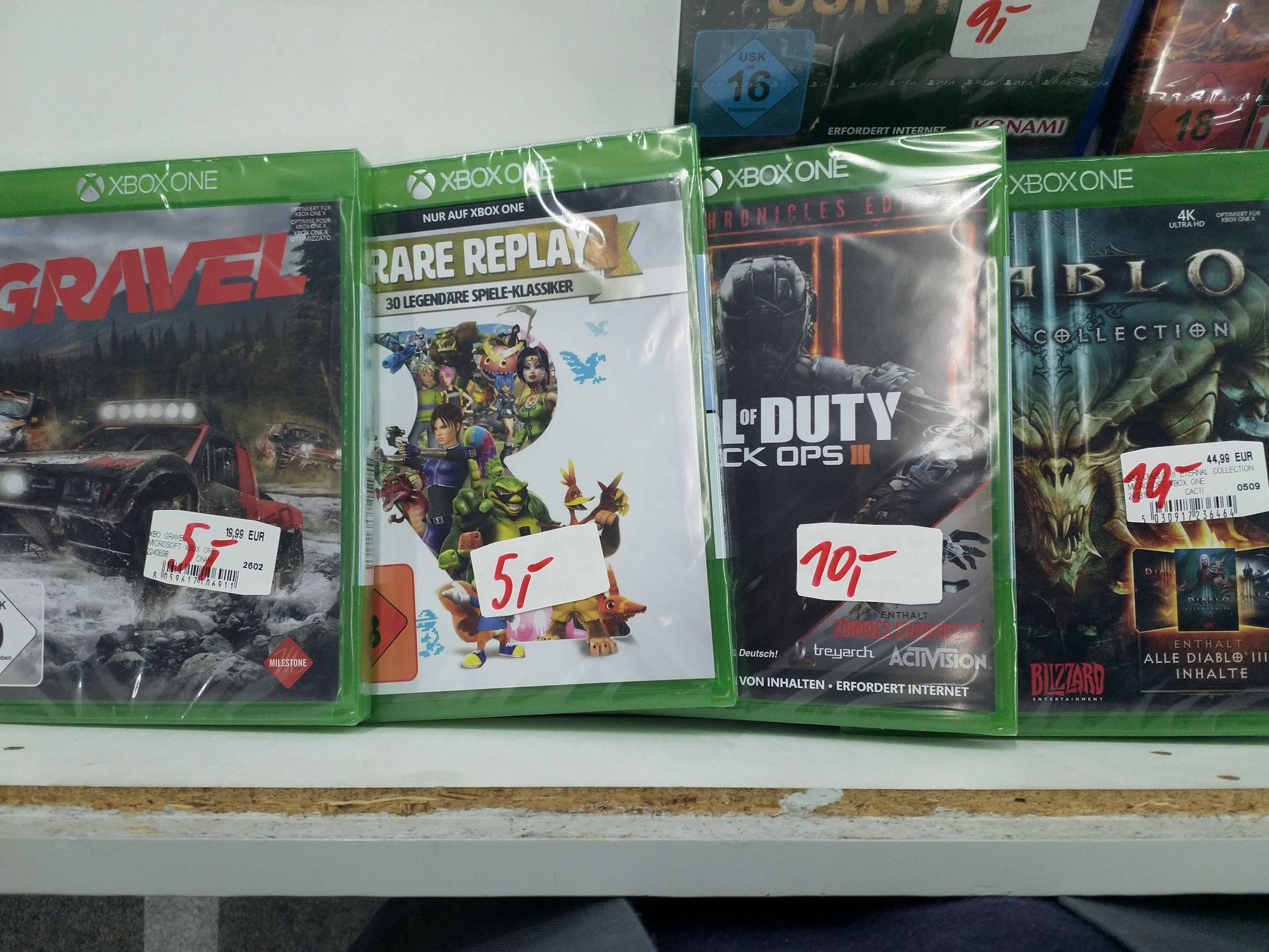 [lokal MM Buxtehude] [XboxOne, Pc, PS4] Diablo 3 Ultimate Evil Edition, diverse andere