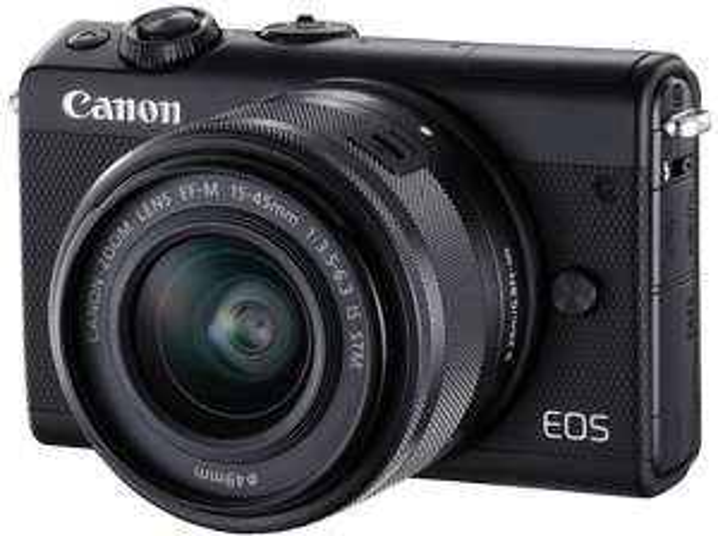 [MediaMarkt Club-Tage, Offline] CANON EOS M100 Kit Systemkamera