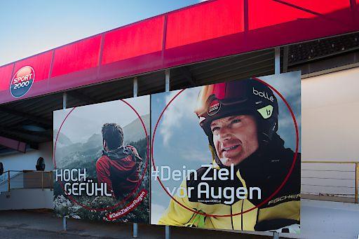 [lokal Österreich] Terminankündigung SPORT 2000: Großer Lagerabverkauf mit Top-Marken