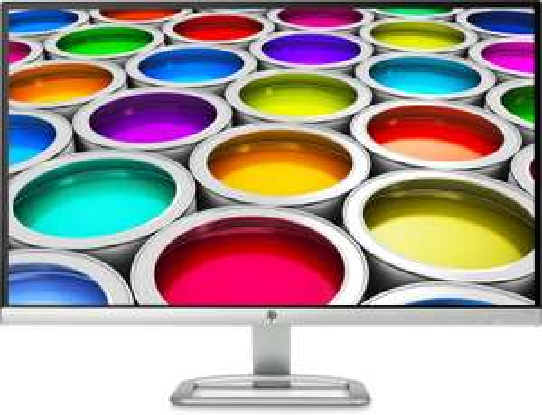 HP 27ea (Full HD, 27 Zoll, 1.920 x 1.080 Pixel, IPS, 60Hz, 7 ms, 16:9, Helligkeit 250 cd/m², HDMI, mit Lautsprecher)