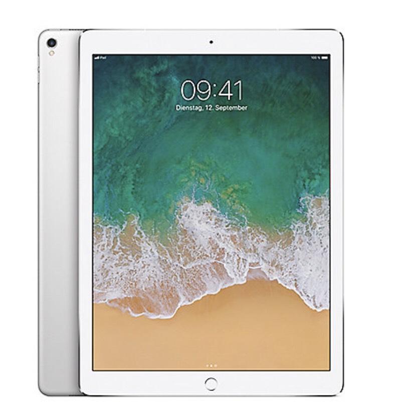 "[Cyberport] Apple iPad Pro 12,9"" 2017 Wi-Fi + Cell 512 GB Gold (1049€), Silber (1099€)"