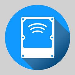 iOS App for free: Remote Drive for Mac (4,6*) - iPhone/iPad als drahtloses Flash-Laufwerk für den Mac, wie AirDrop [iTunes]