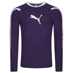 PUMA PowerCat 5.10 Langarm Trainings Trikot 652708-06 (Nur noch S)