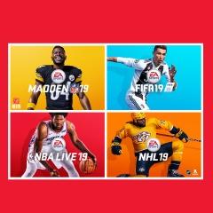 EA Sports 19 Bundle (PS4) für 59,99€ (PSN Store)