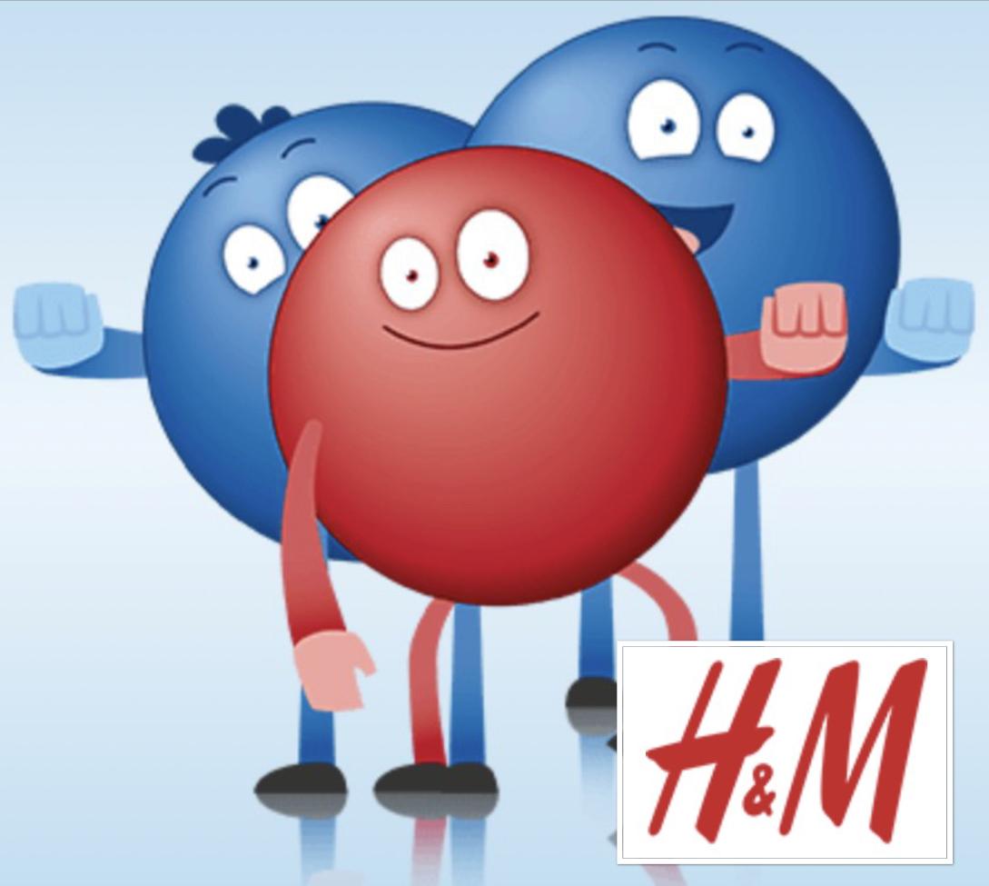 Mobile Monday: 10-fach Payback Punkte über die App bei H&M - für alle