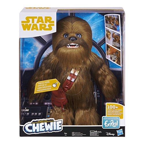 FurReal - Star Wars Chewbacca, interaktive Plüschfigur bei Amazon.de