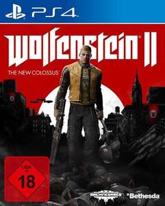 Wolfenstein 2: The New Colossus(PS4) (Lokal Expert Norden)