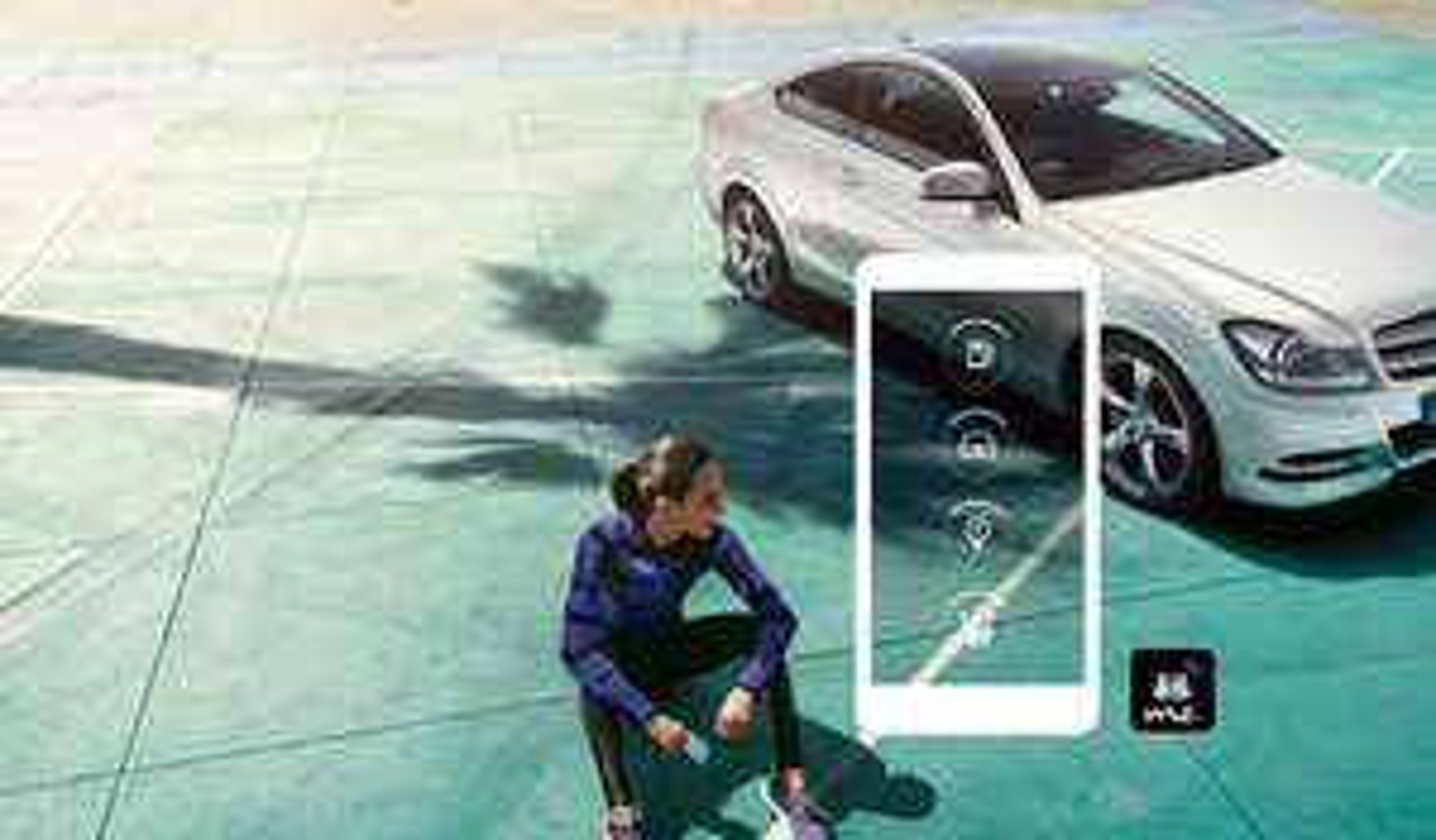 GRATIS - Mercedes me Adapter inklusive Einbau geschenkt