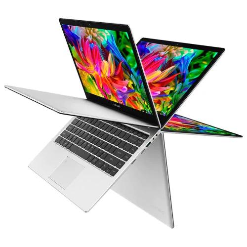 "Teclast F6 Pro Convertible (13,3"" FHD IPS Touchdisplay, m3-Y730 Prozessor, 8GB RAM, 128GB NVMe SSD, QWERTY-Layout, Fingerabdrucksensor)"