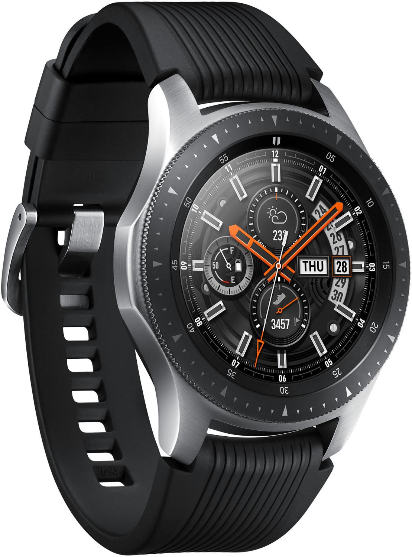 Samsung Galaxy Watch LTE R805 46mm + 2 Ersatz-Armbänder für 299€ & Samsung Gear Fit 2 Pro für 99€