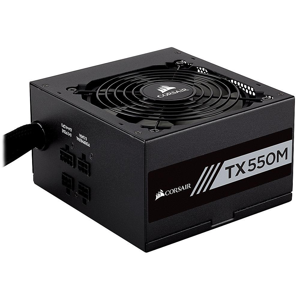 Comtech Gaming Superweekend: Z.B. Corsair TX550M für 59,90€ / TX750M für 79,90€   Phanteks Eclipse P400S Tempered Glass für 69,90€