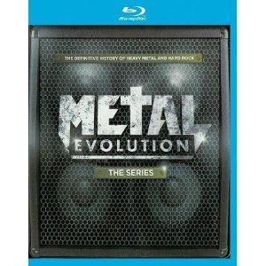 [Blu-ray] Metal Evolution bei Amazon UK