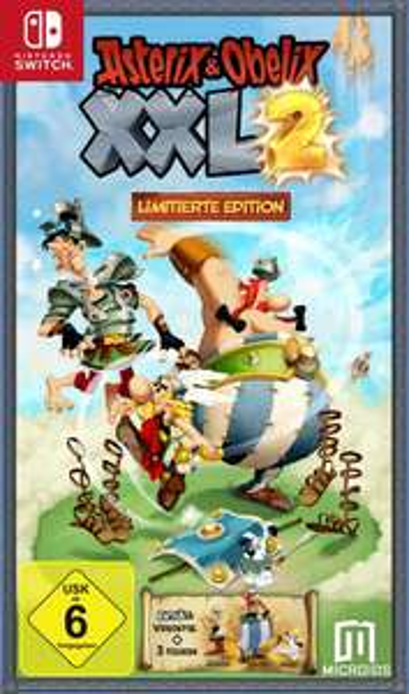 Asterix & Obelix XXL2 Limited Edition Nintendo Switch