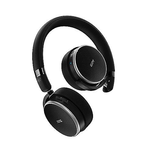 AKG N60 NC Wireless - Bluetooth Kopfhörer, OnEar, Noise Cancelling, schwarz