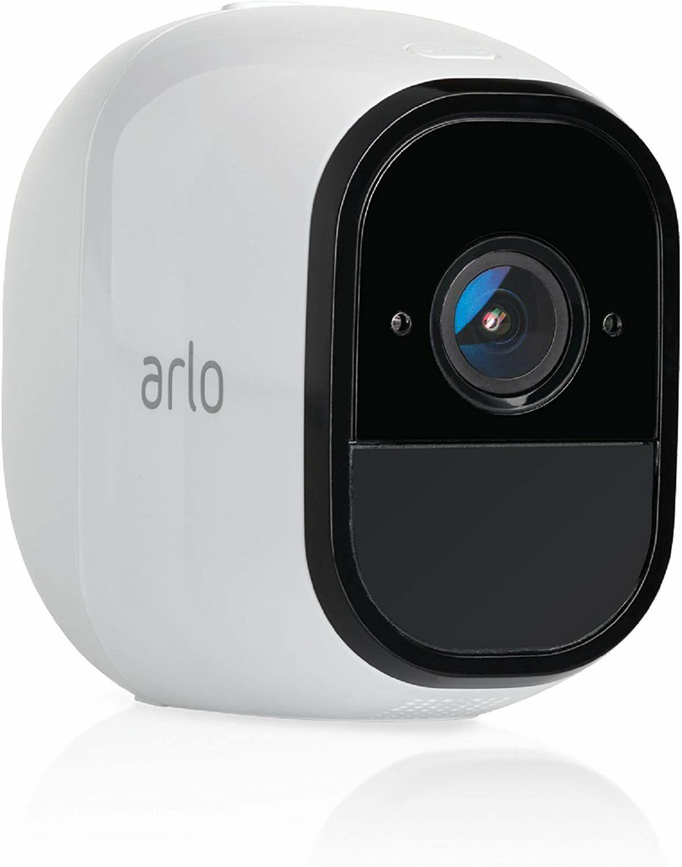 Netgear Arlo Pro Smart VMC4030 Kamera - 720p, Nachtsicht, 130 Grad Blickwinkel für 116€ inkl. Versand nach Deutschland (Saturn.at)