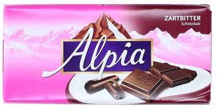 3 Tafeln Alpia Schokolade (versch. Sorten) für 1 Euro (33 Cent / Tafel) [Netto MD]