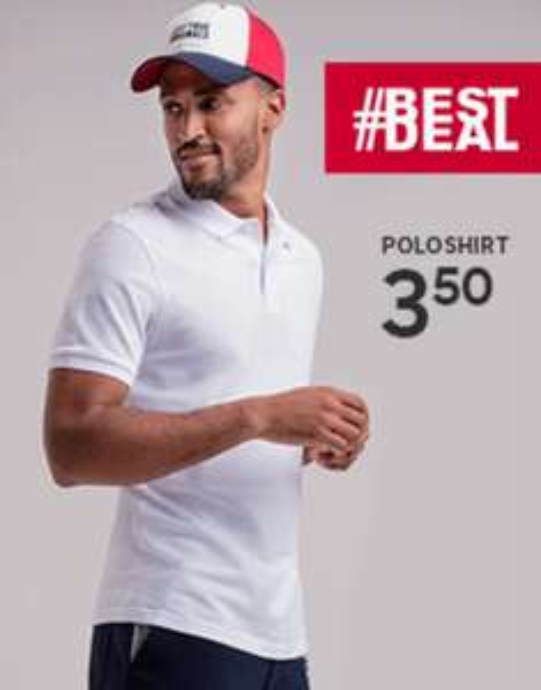 C & A Poloshirts für 3.50 €
