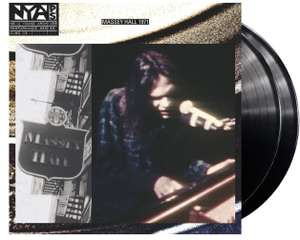 [Vinyl] Neil Young- Live At Massey Hall Doppel-Vinyl, 180g