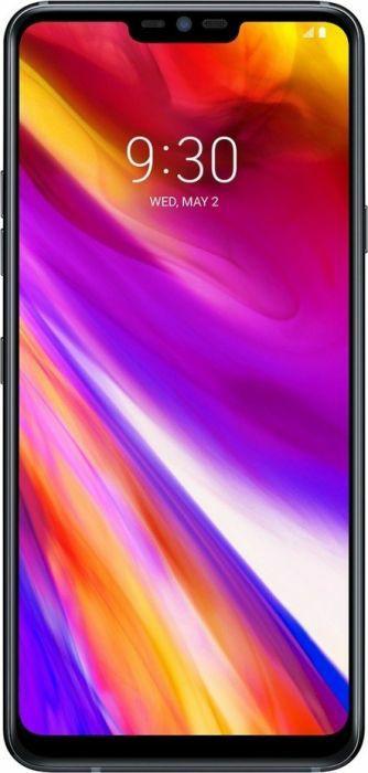 "LG G7 ThinQ Smartphone 6.1"" - QHD+, Snapdragon 845, 4GB, 64GB, IP68, USB-C, NFC (Amazon.it)"