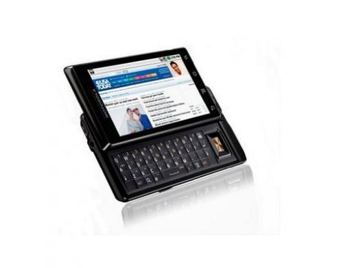 """Motorola™ - 3.7"""" Android Smartphone """"Milestone"""" (QWERTZ) für €89,99 [@MeinPaket.de]"""