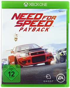 Need for Speed Payback (Xbox One) für 14,99€ (Amazon Prime & Conrad)