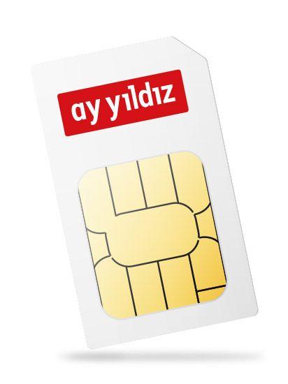 O2 Netz: Sim-only AY YILDIZ Ay Allnet Plus (12 GB LTE, Allnet) für mtl. 12,49€ oder Ay Allnet Max (24 GB LTE, Allnet) für mtl. 17,99€