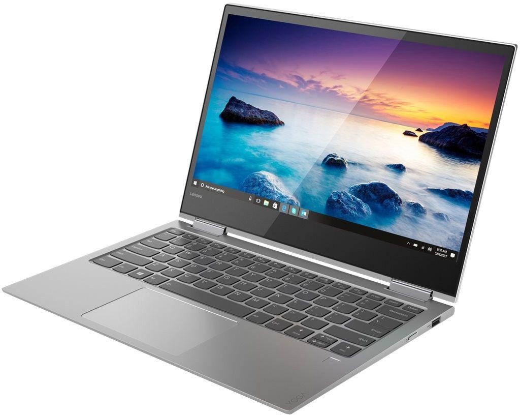 "Lenovo Yoga S730 Notebook (1,2kg, 2x Thunderbolt, 13,3"", FHD IPS,  i7-8565U, 16 GB RAM, 1 TB SSD, UHD620, bel. Tastatur, Fingerprint, Win10)"